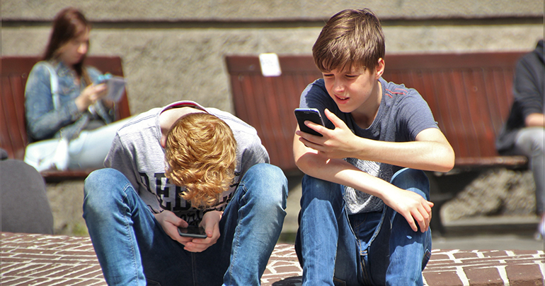 Generation Z are masters of adaptation on Social Media