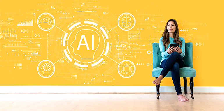 AI will remain a major trend in 2020