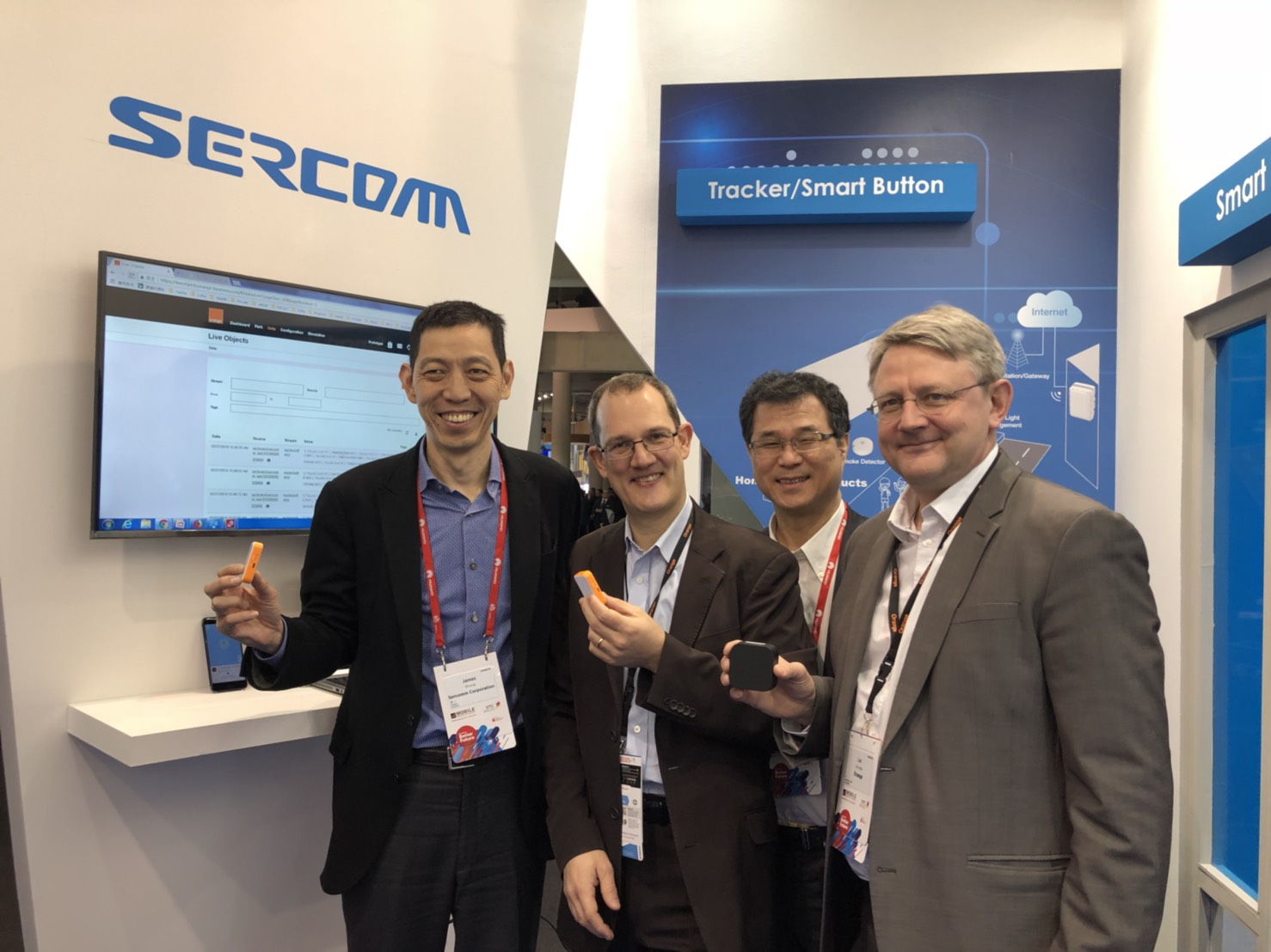 Sercomm's new series of LTE-M IoT devices heralds another era of mobile IoT technology