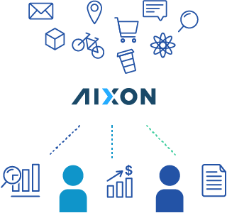LINE now boosted with the AI brain of Aixon