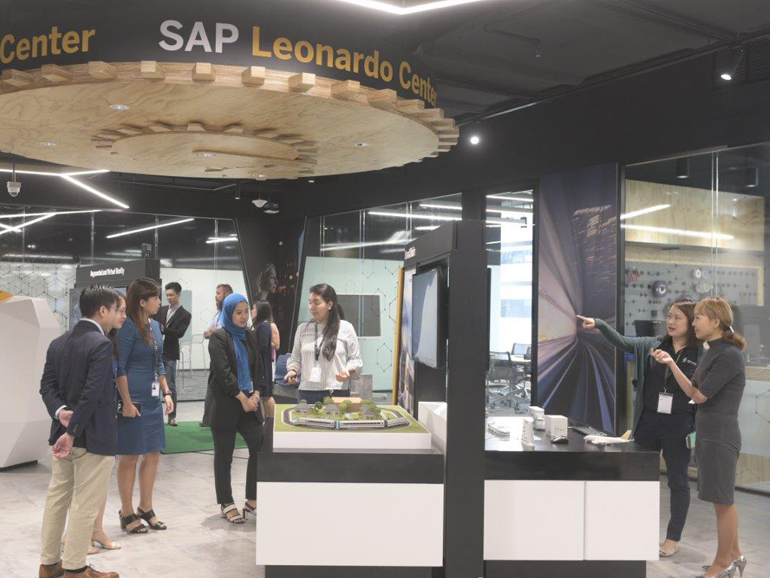SAP expands innovation footprint in APJ with the launch of SAP Leonardo Center Singapore