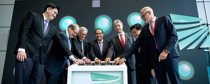 Germany's Fraunhofer Institute and NTU launch its first institute in Asia to develop digital solutions for the industry