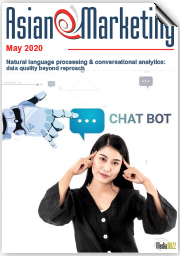 May 2020 - Natural language processing & conversational analytics: data quality beyond reproach