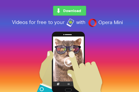 Video download feature comes to Opera Mini for Android