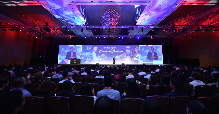 Adobe's Experience Business campaign in Asia showcases extended analytics products