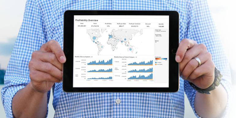 Tableau helps NGOs to accelerate change by analyzing data effectively