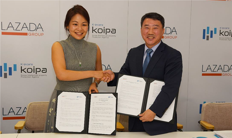 Lazada partners Korean intellectual property regulator to protect brands and consumers