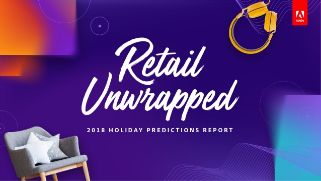 Adobe holiday shopping predictions