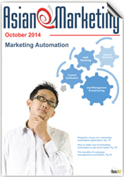 October 2014 - Marketing Automation