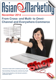 November 2014 - From Cross- and Multi- to Omni- Channel and Everywhere-Commerce