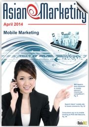 April 2014 - Mobile Marketing