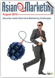 August 2016 - Security meets Real-Time Marketing Challenges