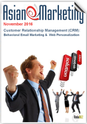 CRM: Behavioral Email Marketing & Web Personalization
