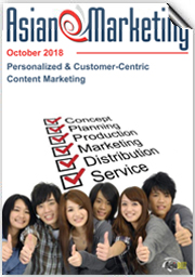 October 2018 - Personalized & Customer-Centric Content Marketing
