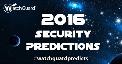WatchGuard predicts new hunting grounds for hackers in 2016