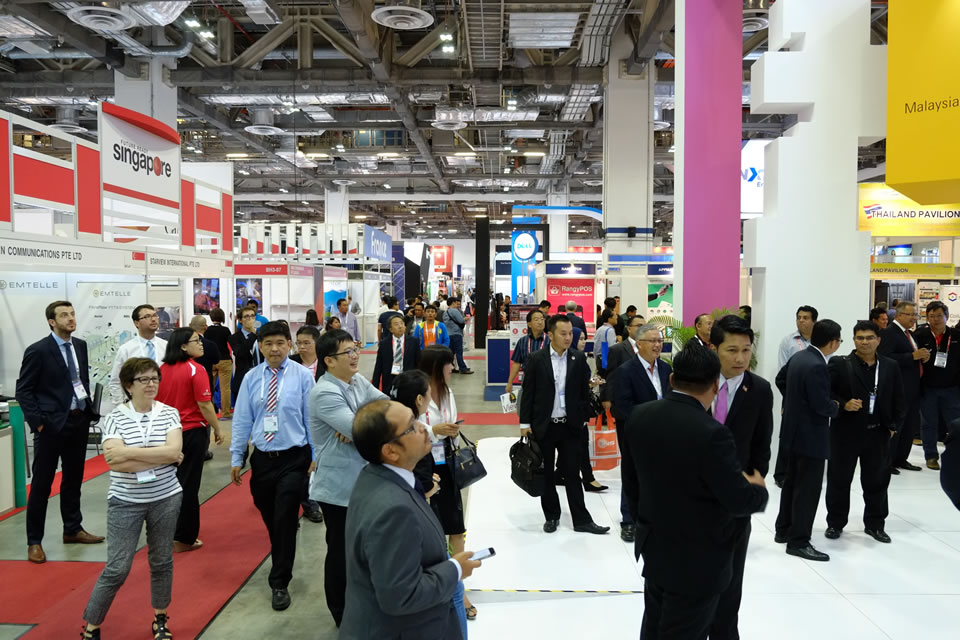 CommunicAsia, EnterpriseIT and BroadcastAsia bring digital transformation into action