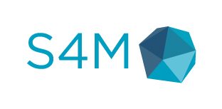 Official S4M logo