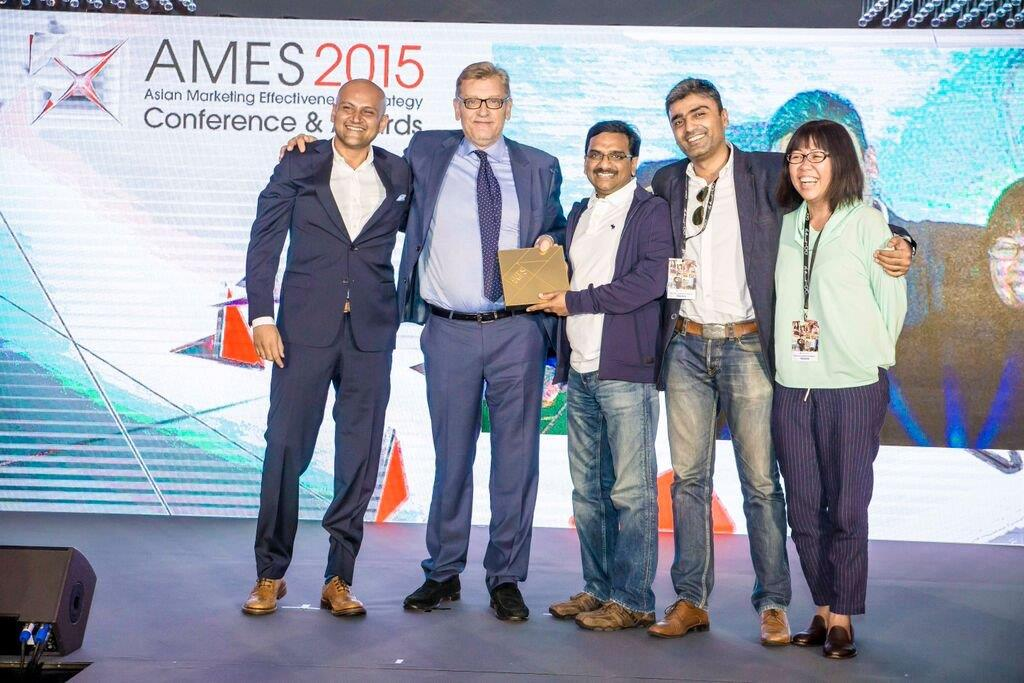 Asian Marketing Effectiveness & Strategy (AMES) Awards honors top marketing performers