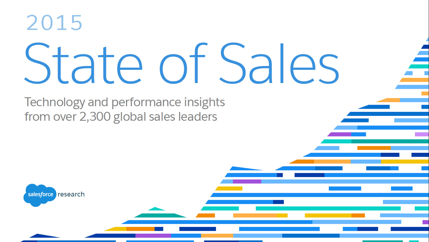 Salesforce reveals the top trends that fuel future sales performance