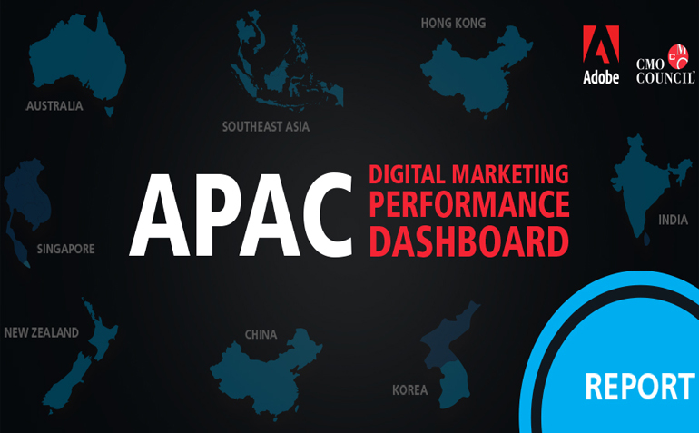 Organizational silos are preventing digital from reaching the next level, Adobe's APAC Digital Marketing Performance Dashboard 2015 reveals