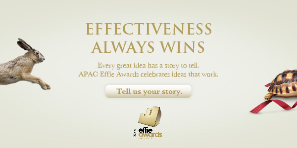 APAC Effie Awards 2016 calls for entries