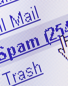 Let's face the truth: You are always in danger of being labeled a spammer