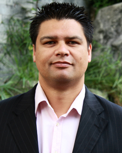 Tai Parata, ZUJI's Director of Marketing, Asia Pacific