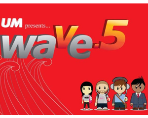 Wave 5: The Biggest Social Media Study Ever