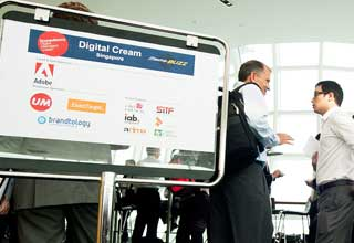 Digital Cream Singapore: All for one, one for all!