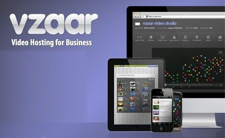 Vzaar's Professional Video Platform
