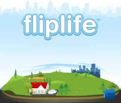 Fliplife: A new Idea requires new Thinking