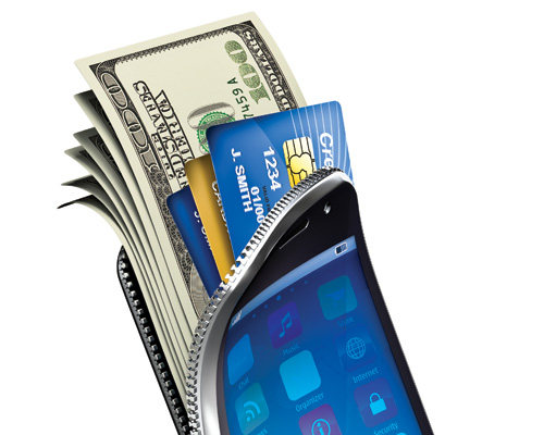 Will Mobile Phones make the Wallet obsolete?
