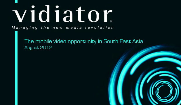 The mobile video opportunity in South East Asia