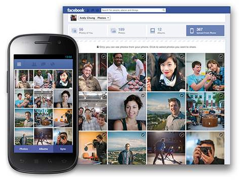 250 billion pictures uploaded on Facebook since its launch