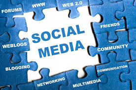 In 2014 a strong presence in the social web is compulsory