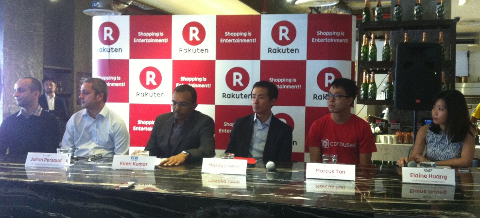 Rakuten promotes effective E-Commerce Marketing in Singapore