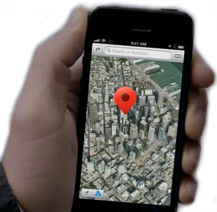 Making best use of location-based services (LBS)