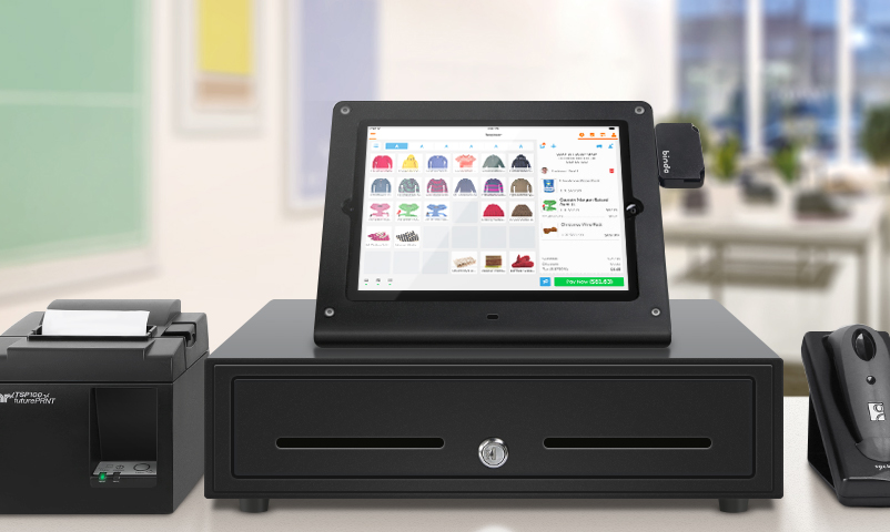 Bindo's iPad POS helps SMEs to compete with Amazon
