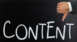 The Don'ts in Content Marketing