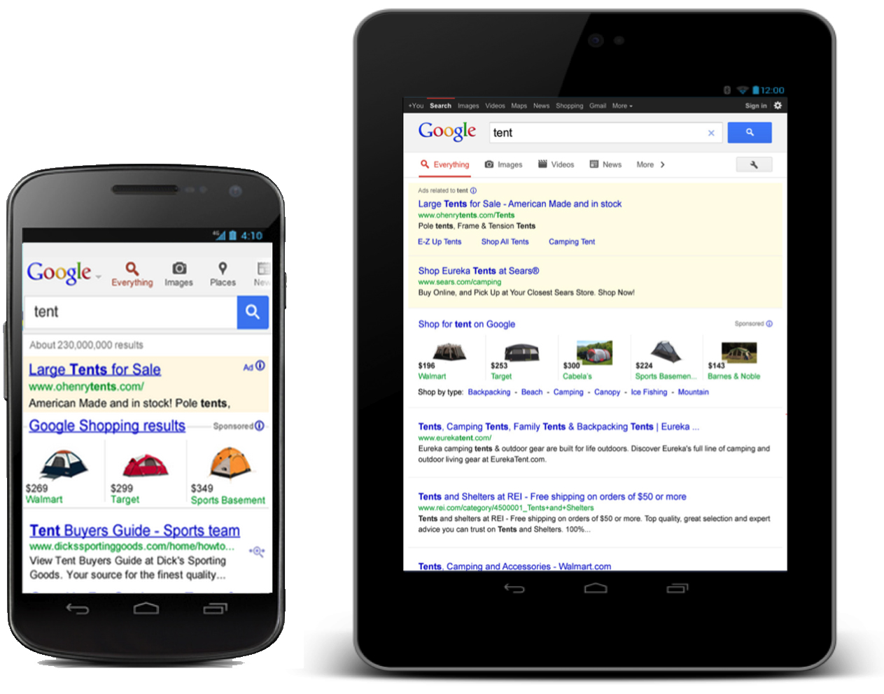 ATTENTION: Google's Product Listing Ads (PLA) campaigns change to Shopping campaigns