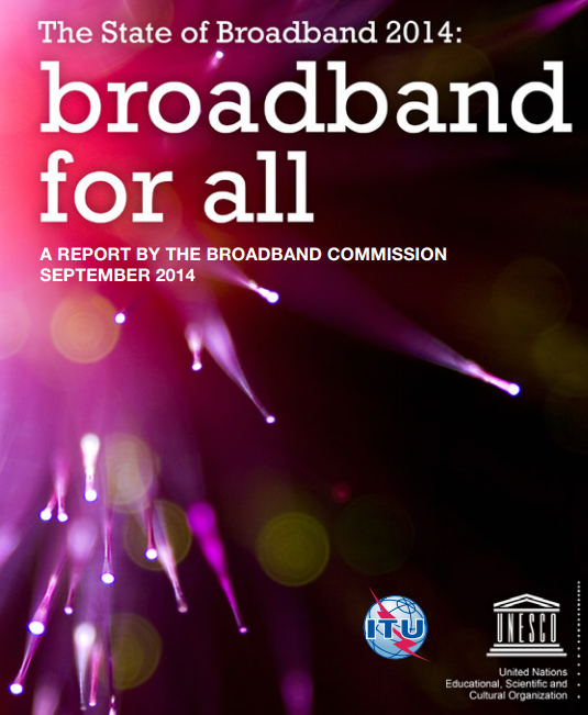 Half the world will be online by 2017, UN Broadband Commission revealed
