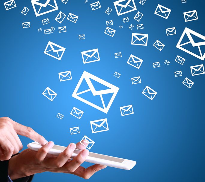 Both email marketing and apps must be part of an integrated marketing mix