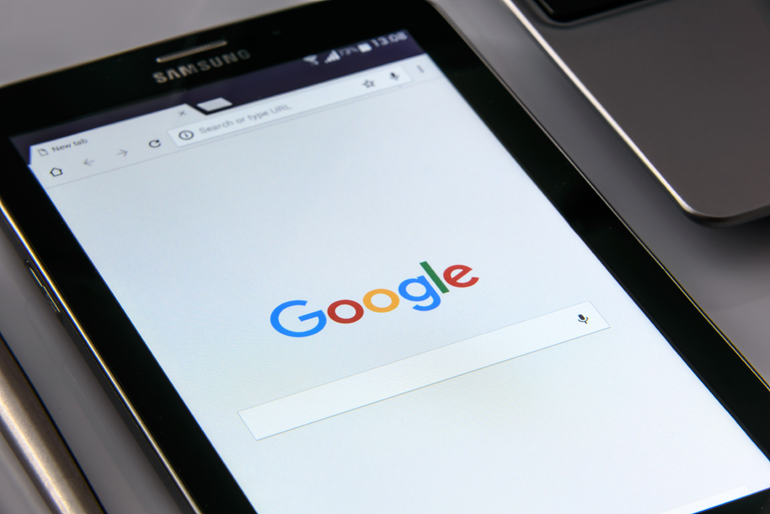 Getting Google's attention with voice-based search