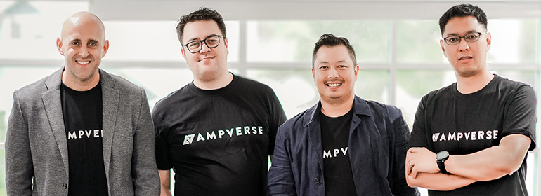 Ampverse kick-starts powerful community of gaming and esports influencers to create attention-grabbing, entertainment formats