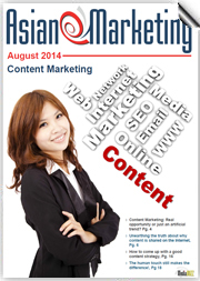 August 2014 - Content Marketing