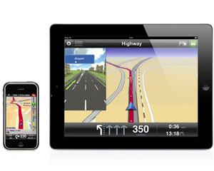 TomTom App for iPhone and iPad goes Social