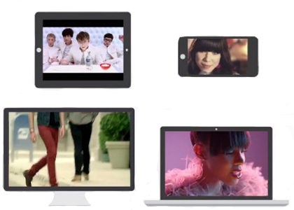 Vevo will be first digital distribution platform for music videos using Mirriad's native in-video technology