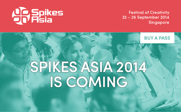 Spikes Asia 2014